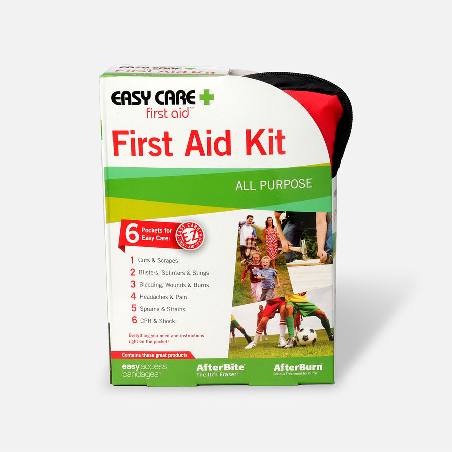 Easy Care All Purpose First Aid Kit, , large image number 0