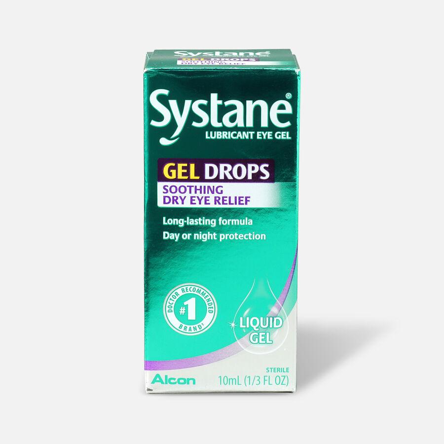 Systane Gel Drops, 10 mL, , large image number 0