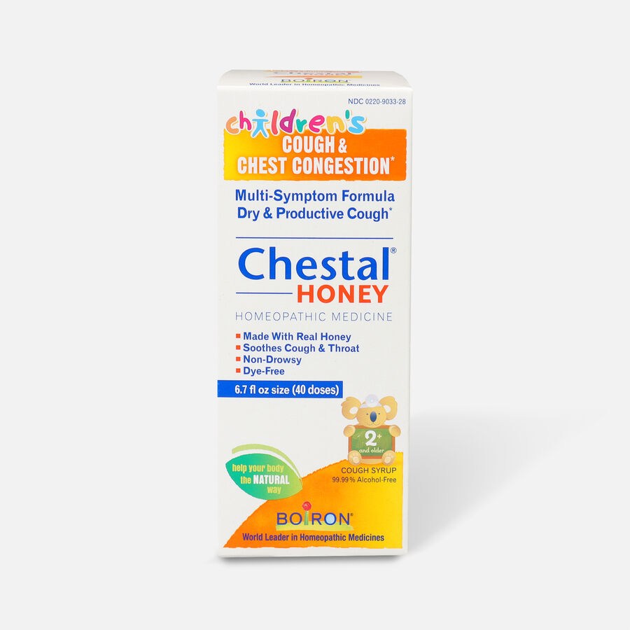 Chestal Boiron Children's Chestal, 6.7 fl oz, , large image number 0