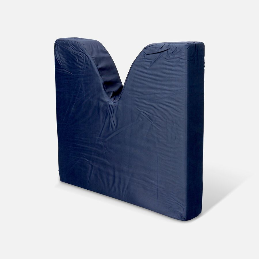 Essential Medical Supply Coccyx Cushion, 18x16x3, , large image number 2