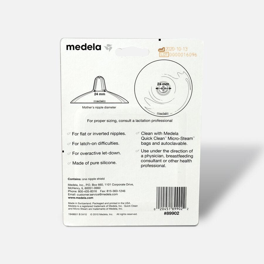 Medela Nipple Shield, 24 mm, , large image number 1