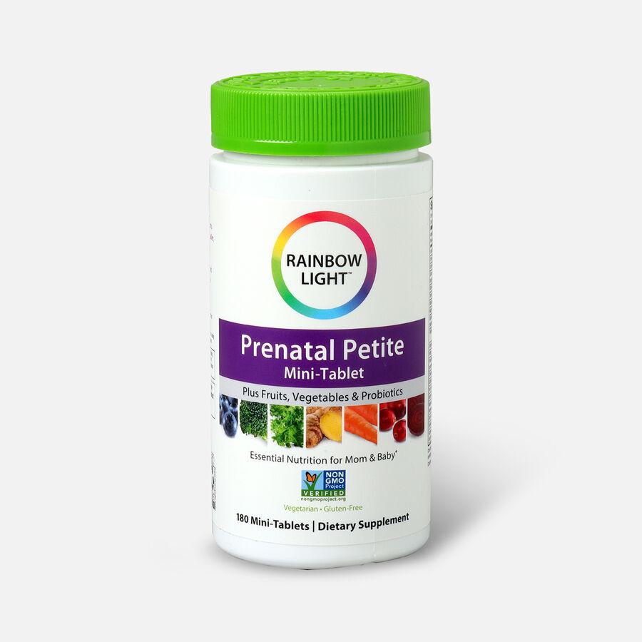 Rainbow Light Prenatal Petite Mini-Tablet Multivitamin, 180 Ct, , large image number 0