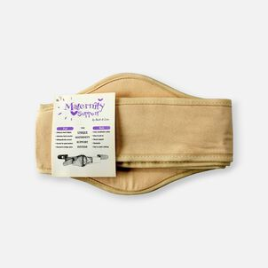 Baby Your Back Deluxe Maternity Lumbar Support, Natural