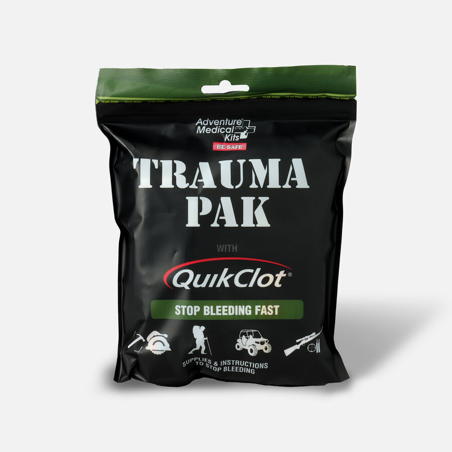 Adventure Medical Kits Trauma Pak with QuikClot, , large image number 0