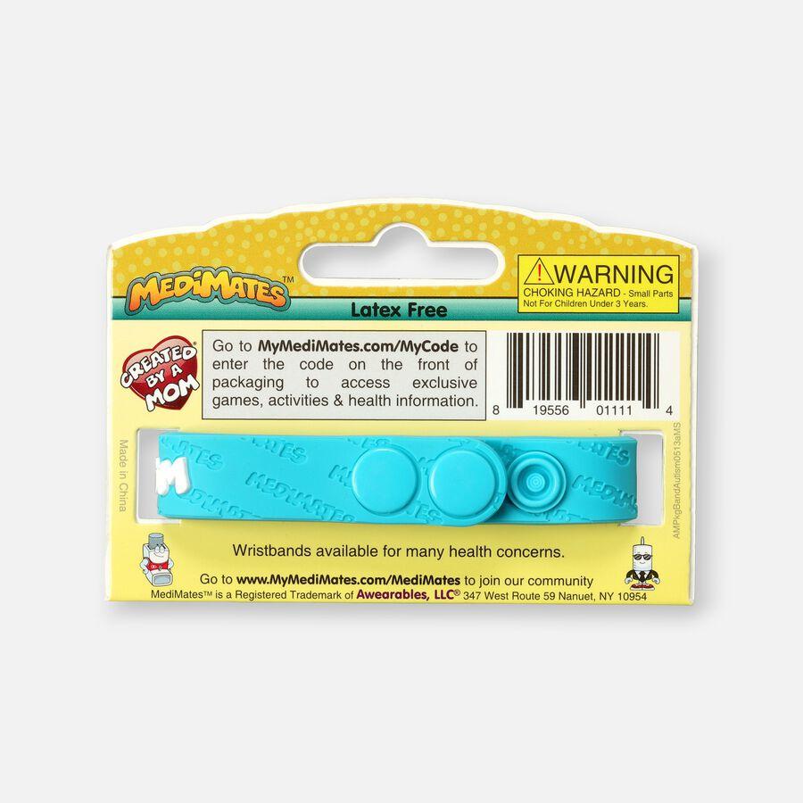 AllerMates Children's Allergy Alert Bracelet - Autism, , large image number 1