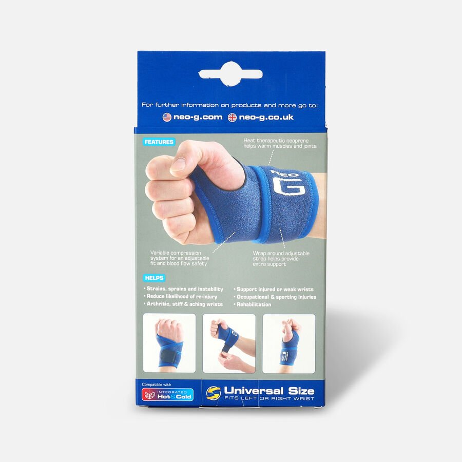 Neo G Wrist Support, One Size, , large image number 1