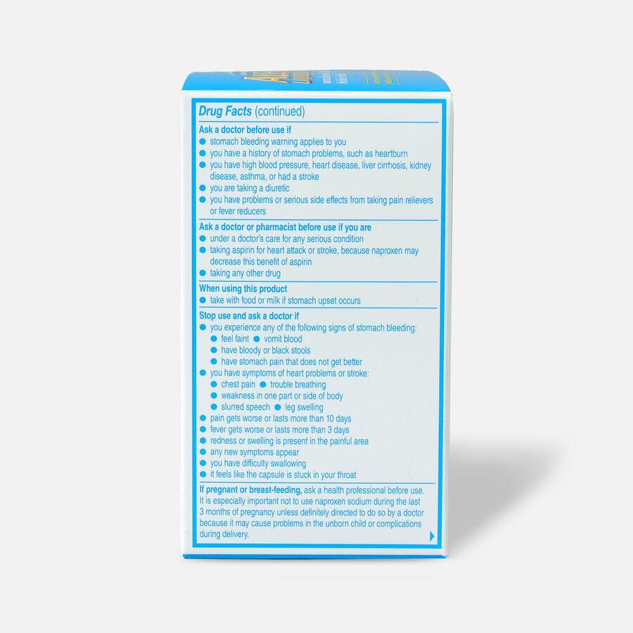 Aleve Liquid Gels Pain Reliever/Fever Reducer, 40 ea, , large image number 1