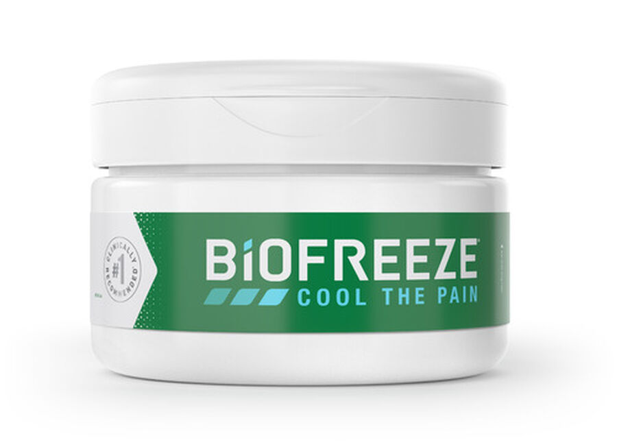 Biofreeze® Pain Relief Cream, 3oz Jar, , large image number 3