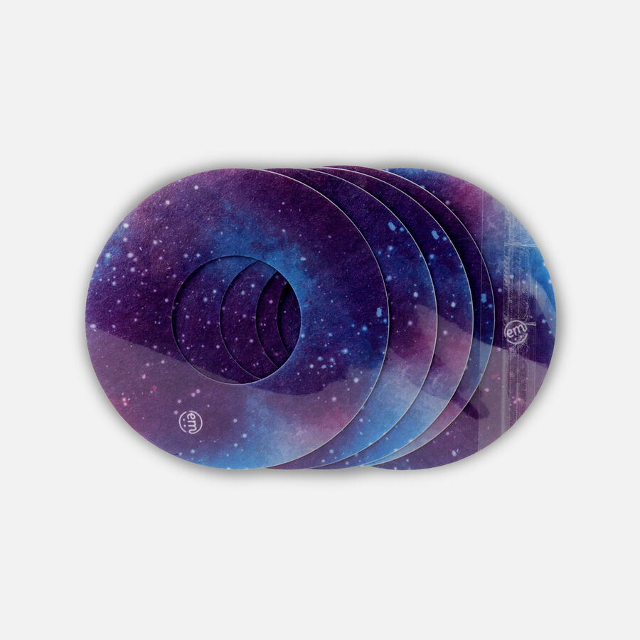 ExpressionMed Libre Patches, Galaxy, 5 pack, , large image number 0