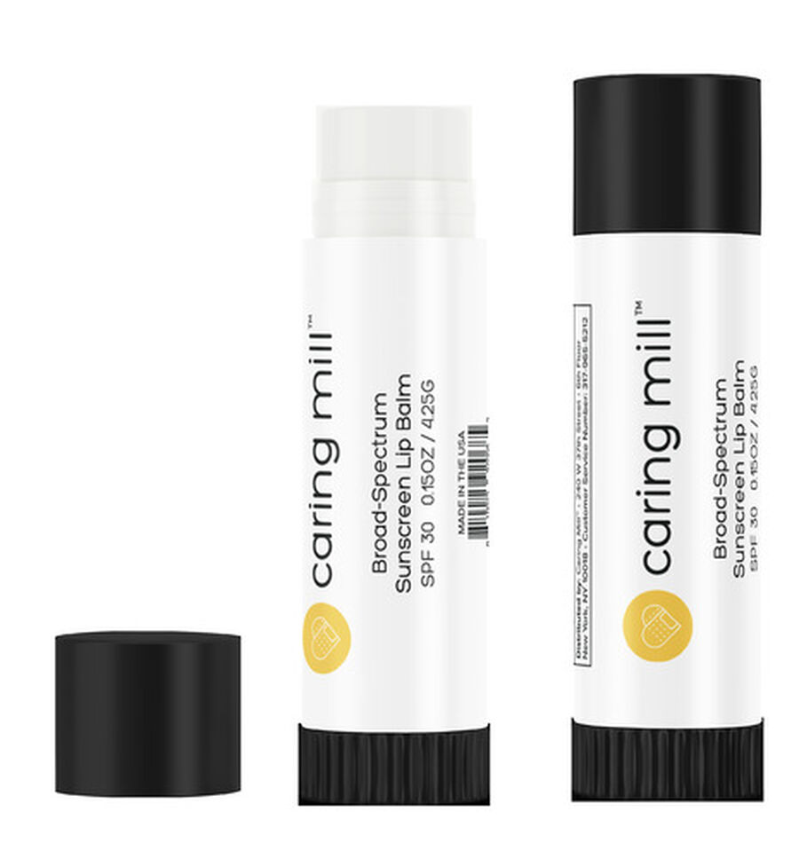 Caring Mill™ Broad-Spectrum Sunscreen Lip Balm, SPF 30, , large image number 0
