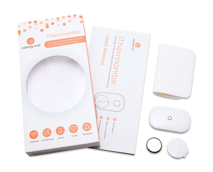 Caring Mill® Wireless iThermonitor, , large image number 1