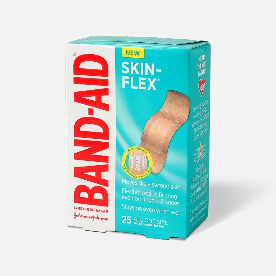 Band-Aid Skin-Flex Adhesive Bandages, One Size, 25ct, , large image number 2