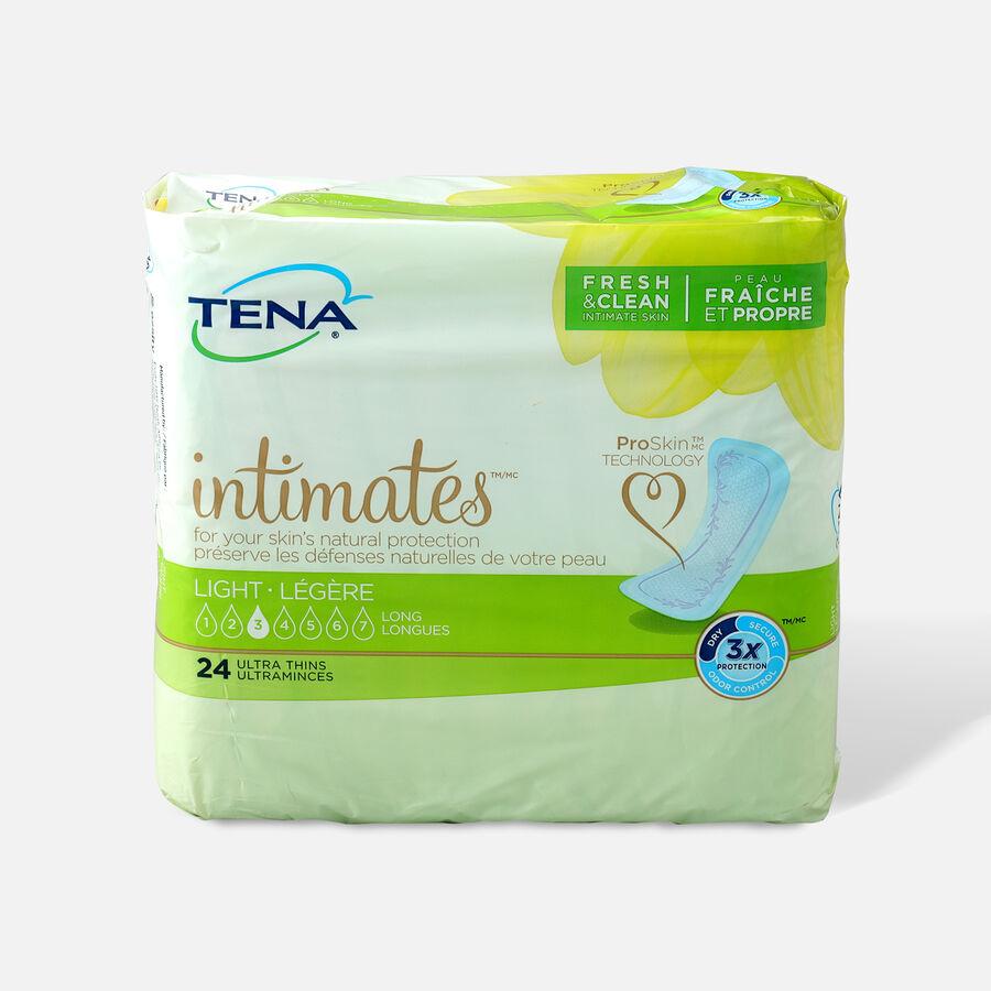 TENA Intimates™ Ultra Thin Light Pads Long, 24 ct, , large image number 0
