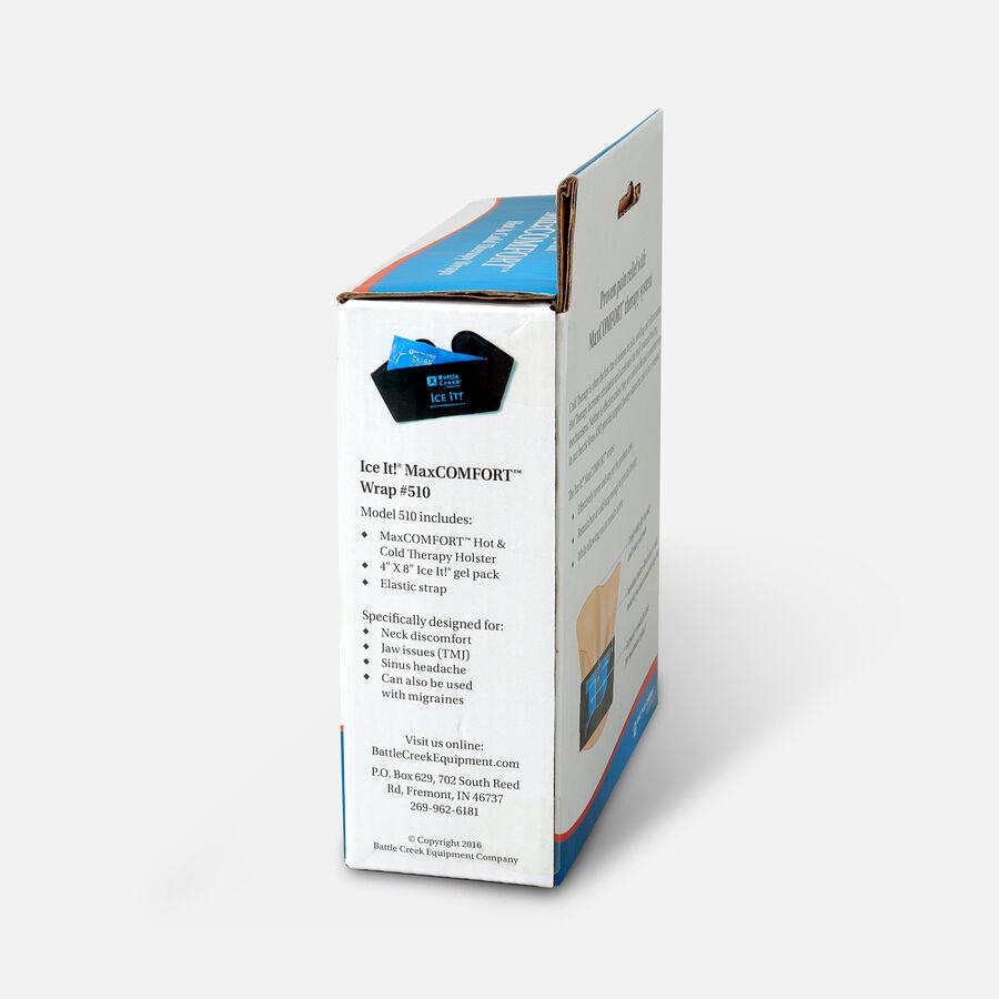 "Battle Creek Ice It! ColdCOMFORT Neck/Jaw/Sinus System, 4.5"" x 10"", , large image number 2"
