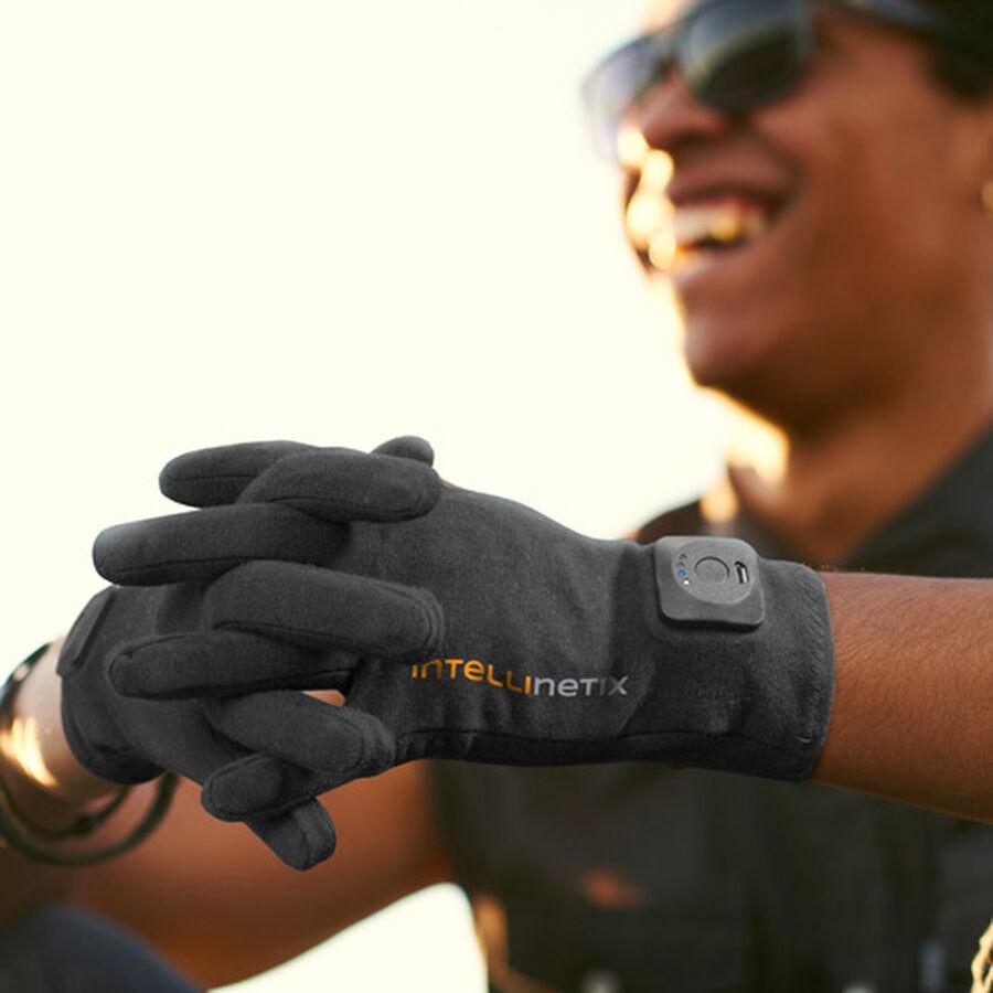 Intellinetix Vibrating Arthritis Gloves, Large, , large image number 8