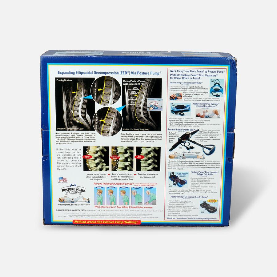 Posture Pump® Back Pump® Elliptical Back Rocker™, Model 2000, , large image number 1
