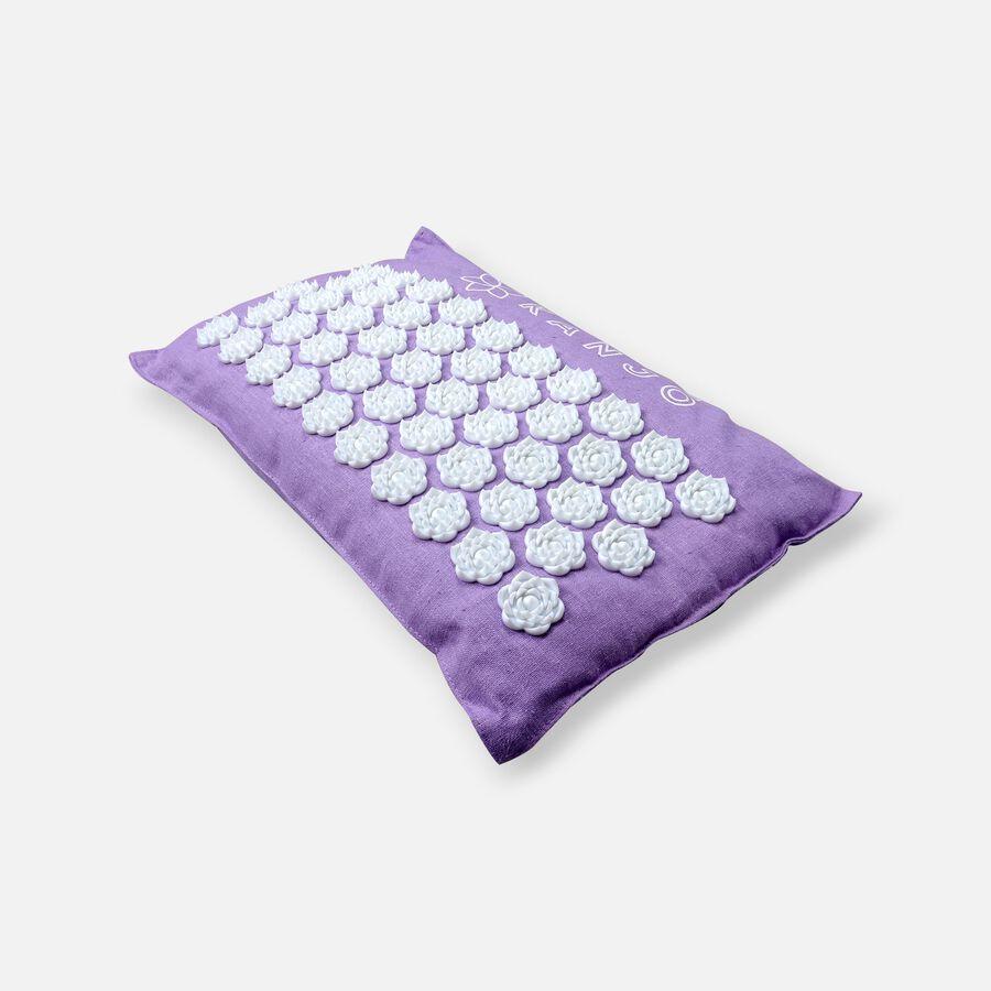Kanjo Aroma Lavender Acupressure Pillow, , large image number 1