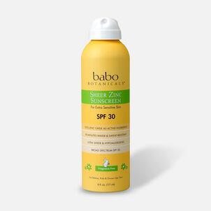 Babo Botanicals Sheer Zinc Sun Continuous Spray SPF 30