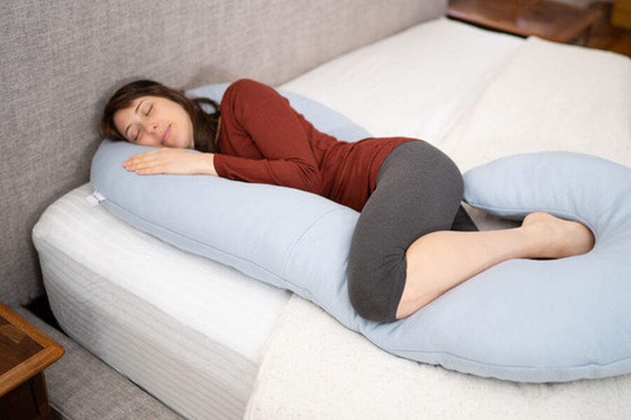 Kanjo Acid Reflux and Pain Relief C Pillow, , large image number 5