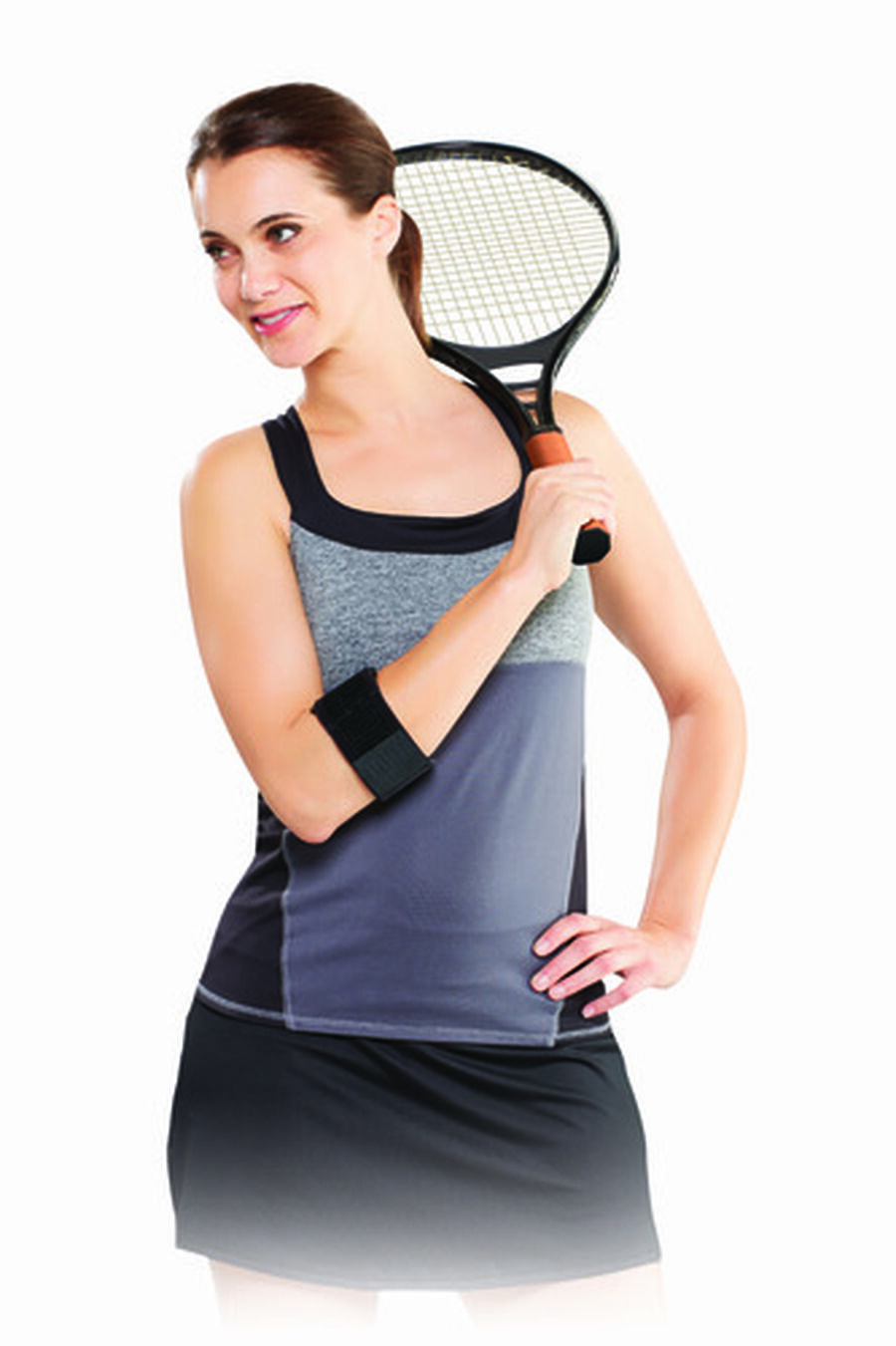 Bell-Horn Tennis Elbow Support Strap, , large image number 2