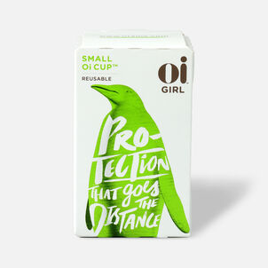 Oi Girl Menstrual Cup, Small, Recyclable