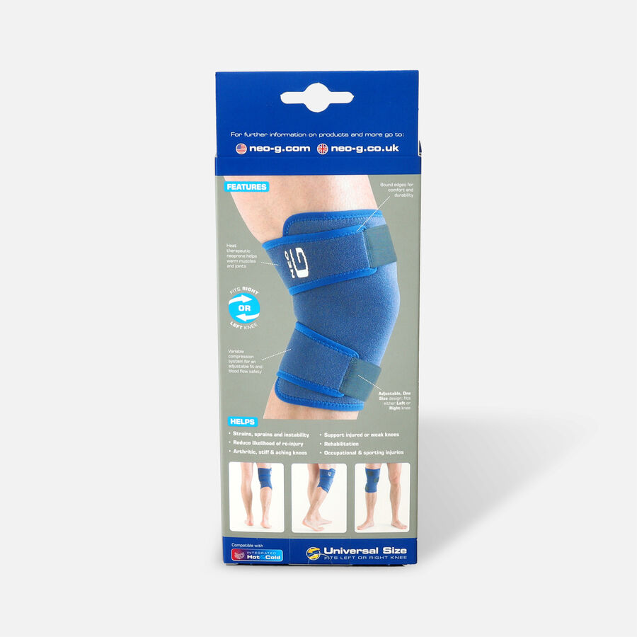 Neo G Closed Knee Support, One Size, , large image number 1