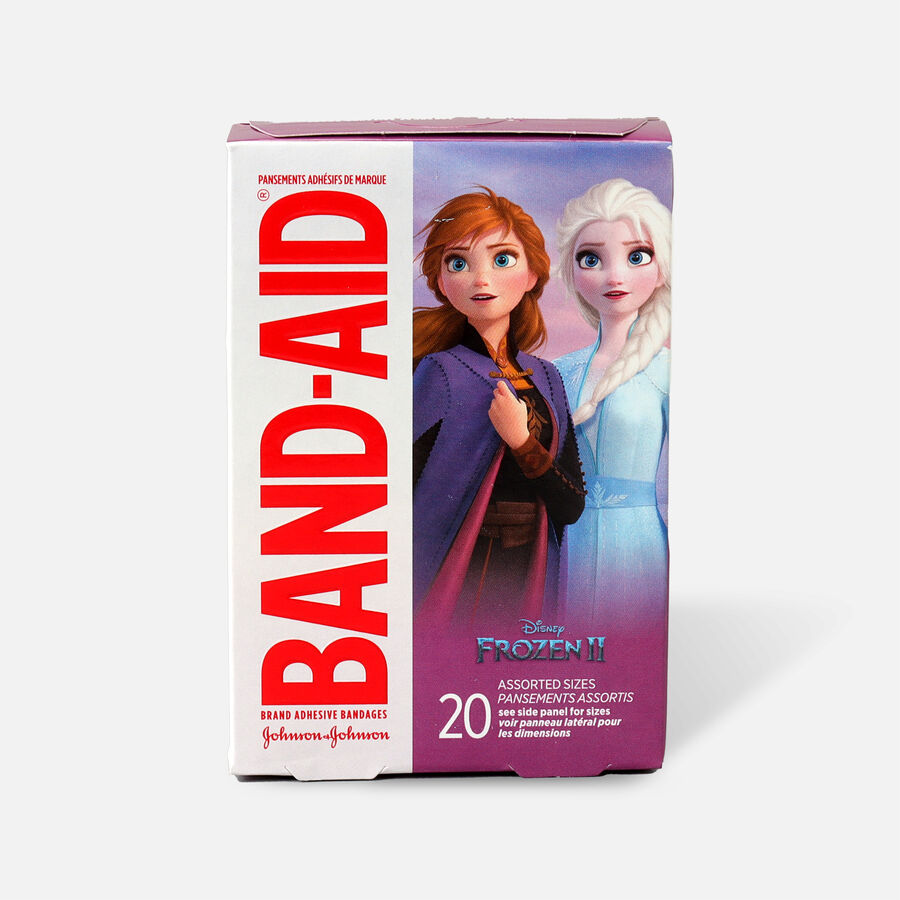 Band-Aid Disney Frozen Assorted Bandages 20 ct., , large image number 0