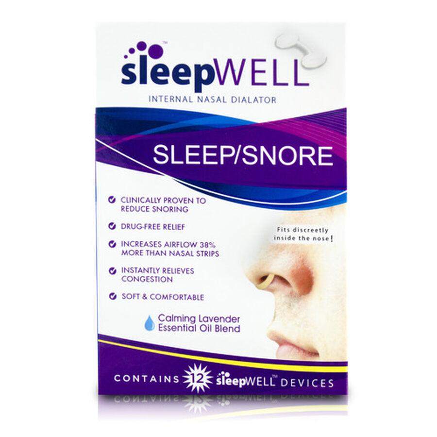 Sleep Well Internal Nasal Dialator, 12 ct, , large image number 0