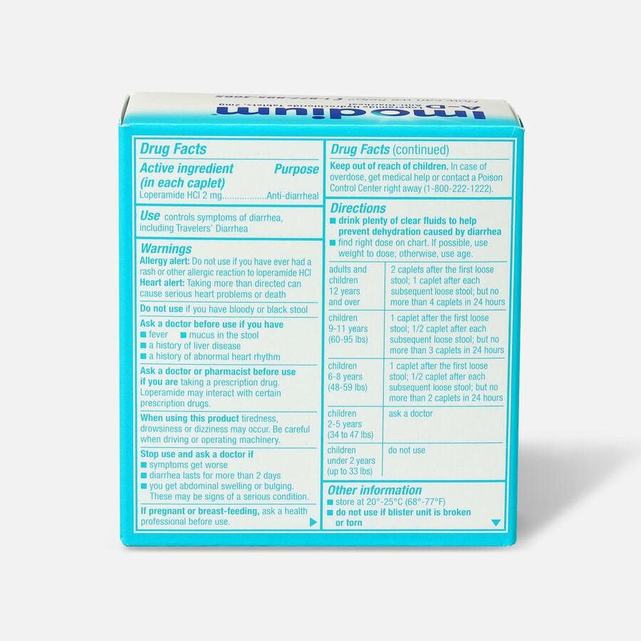 Imodium A-D Anti-Diarrheal, Caplet 24ct, , large image number 1