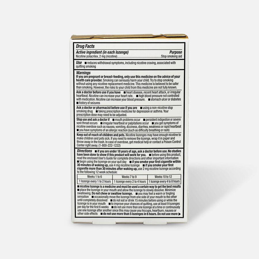 GoodSense® Nicotine Mini Lozenge Quit Tube Mint 2 mg, 20 ct, , large image number 1