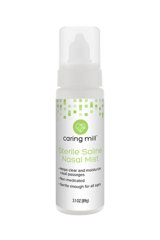 Caring Mill® Sterile Saline Nasal Mist 3.1oz, , large image number 0