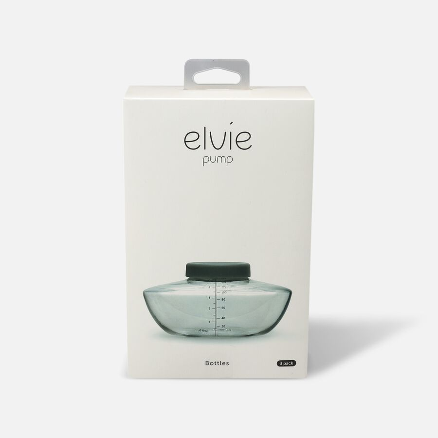 Elvie Pump Bottles, 3-Pack, , large image number 0