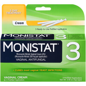 Monistat 3, Simple Cure
