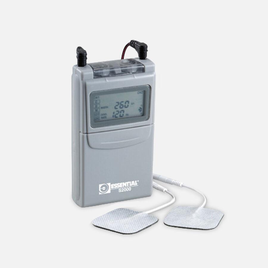 Essential Medical Supply Digital Tens Unit S2000, , large image number 0