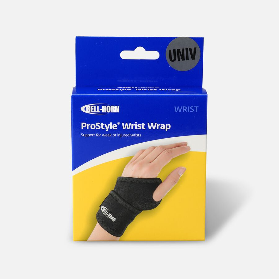 Bell-Horn ProStyle Wrist Wrap, Universal, , large image number 0