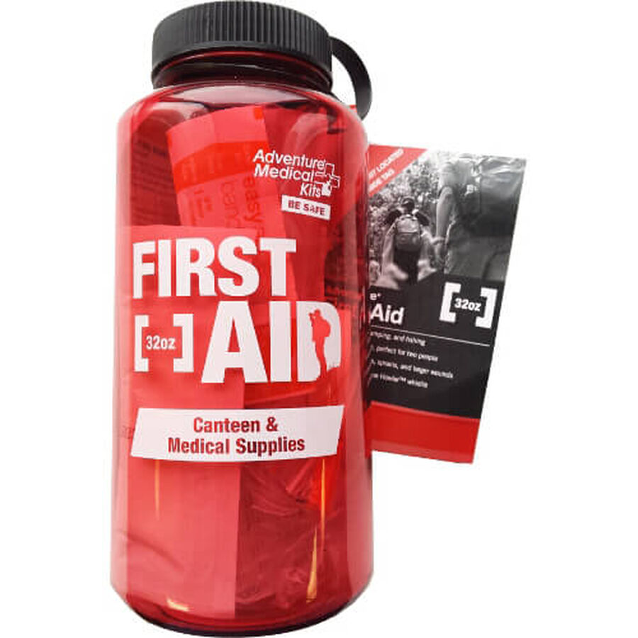 Adventure Medical First Aid Canteen, 32 oz, , large image number 1