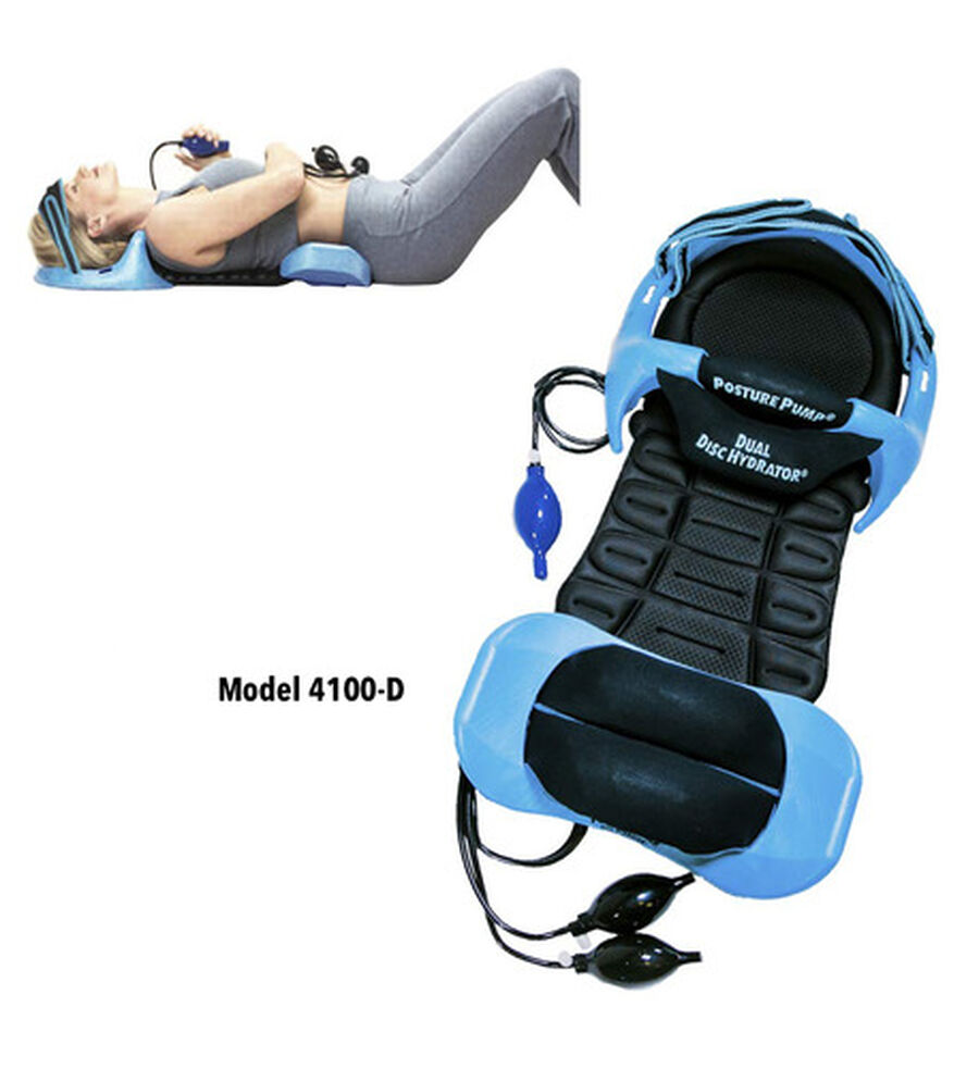 Posture Pump® Dual Deluxe Full Spine with Disc Hydrator, Model 4100-D, , large image number 8