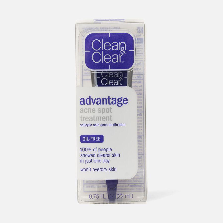 Clean & Clear Advantage Acne Spot Treatment, .75oz, , large image number 2