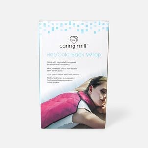 Caring Mill™ Hot/Cold Back Wrap