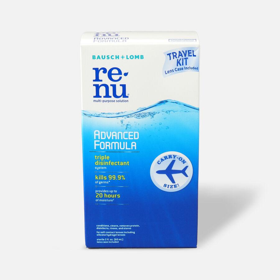 Renu Advanced Formula Multi Purpose Solution 2 oz. Travel Pack, , large image number 0