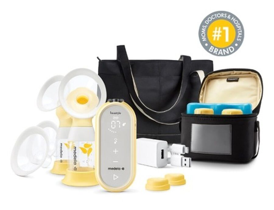 Medela Freestyle Flex Double Electric Breast Pump, , large image number 5