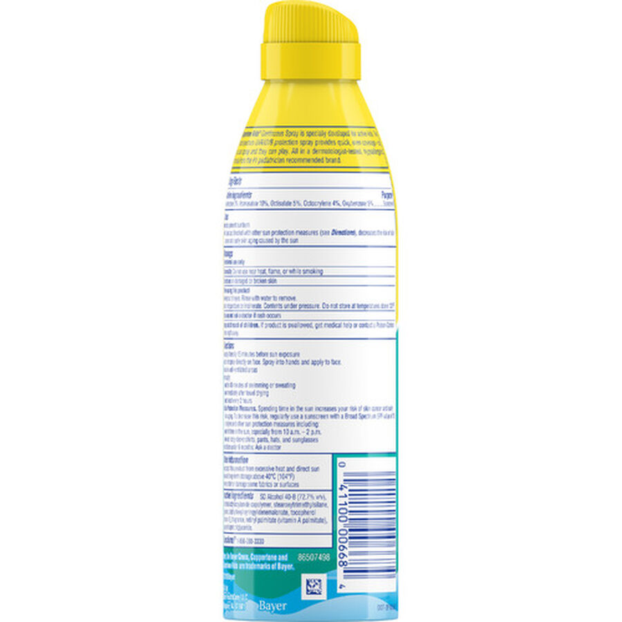 Coppertone Kids Continuous Spray SPF 50, 5.5 oz, , large image number 1