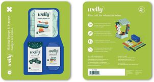 Welly First Aid Kit Bundle, 78 pc