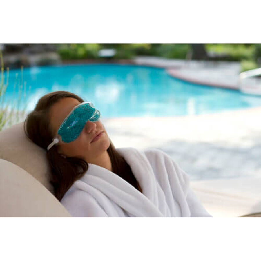 TheraPearl Hot or Cold Therapy Eye Mask, , large image number 4