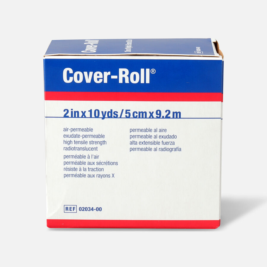 "Cover-Roll Stretch Non-Woven Adhesive Bandage 2"" x 10 yds., 1ct, , large image number 0"