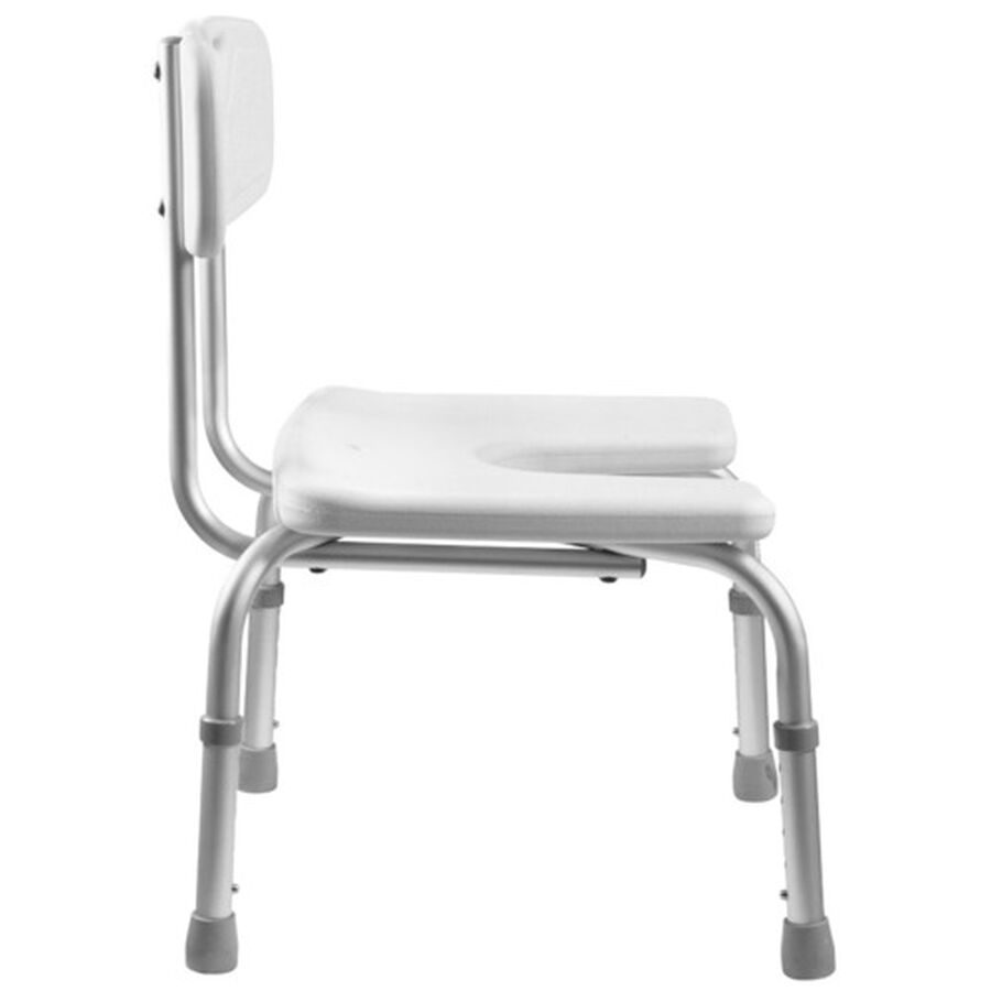 DMI® U-Shape Bath and Shower Chair Bench, , large image number 2