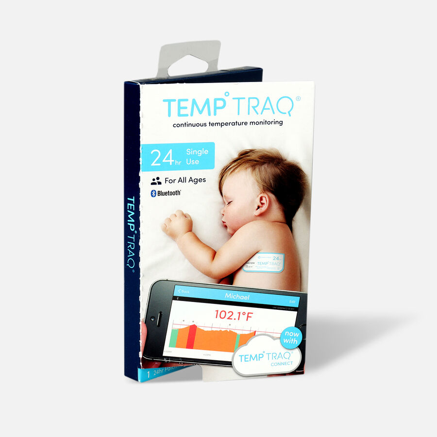 TempTraq BabyThermometer Patch, , large image number 2