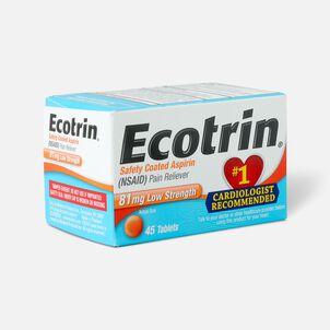 Ecotrin, Low Strength Aspirin