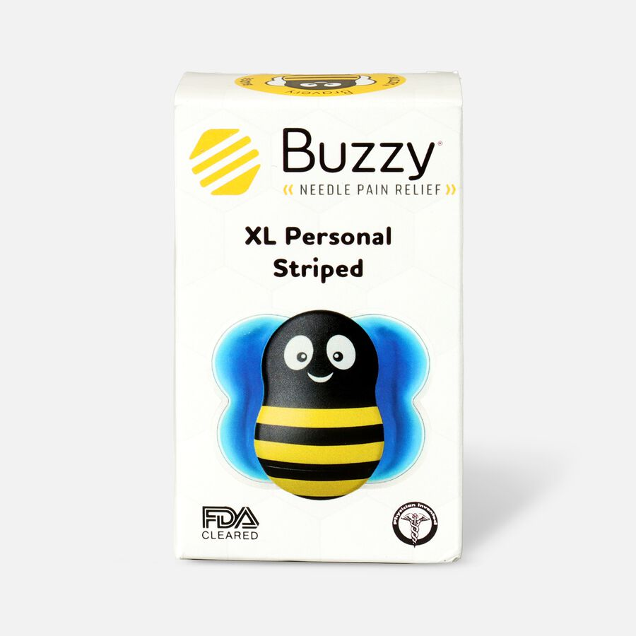 Buzzy XL Personal, Bee Striped, , large image number 0