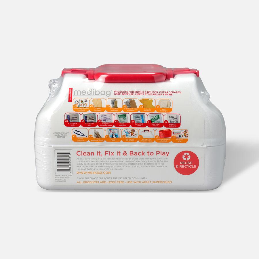 MediBag First Aid Bag for Kids 117 pieces, , large image number 1